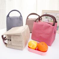 0680保温饭盒袋子便当包手提包防水帆布保温袋大号铝箔加厚午餐包