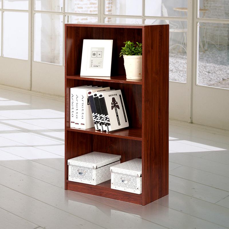 好事达 伊恩三层书柜1084 书架 柜子 优品优质