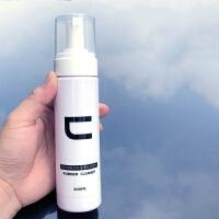 乒乓球拍清洁套装 乒乓球拍胶皮清洁剂清洗剂护理液保养套装 CX 清洁剂+1海绵擦+2蓝膜+1护边