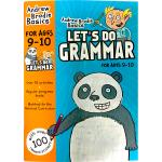 正版现货 英国小学英语语法练习册9-10岁 英文原版小学教材 Let's Do Grammar 全英文版书 进口书籍