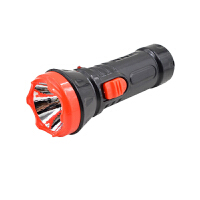 强光LED手电筒探照灯手提灯手提便携式可充电式应急灯远程照明灯