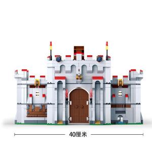 【当当自营】小鲁班刺客传奇系列儿童益智拼装积木玩具 圣器之战M38-B0620