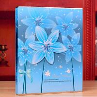 相册 影集7寸200张插页式儿童宝宝纪念册盒装创意照相馆生日礼物送朋友