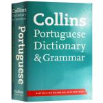 现货正版 柯林斯葡萄牙语语法词典字典 英文原版工具书 Collins Portuguese Dictionary 全英