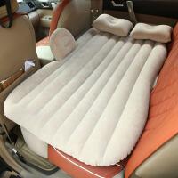 御目 充气床 复合植绒床面车载床旅行户外可折叠送充气泵车用充气床垫带气垫枕头可做充气沙发户外床