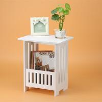 欧式茶几田园小户型卧室阳台杂志桌咖啡桌圆桌简约现代边几特价