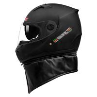 电动车头盔全盔秋冬季防寒保暖防雾摩托电瓶车