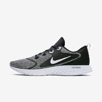 NIKE耐克2018年新款男子黑白灰透气鞋面舒适运动跑步鞋819300-001