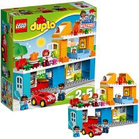 【当当自营】乐高(LEGO)积木 得宝DUPLO 玩具礼物2-5岁 温馨家庭 10835