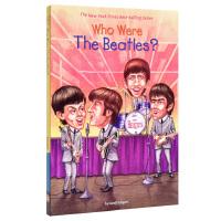 【中商原版】谁是披头士?英文原版 Who Were the Beatles? 英文原版书 进口童书 儿童读物 披头四