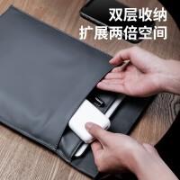 倍思笔记本内胆包适用苹果macbook联想小新华为matebook13小米air13.3寸pro女男magicbook