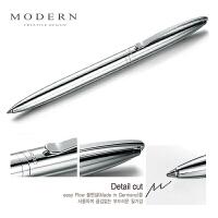德国Modern金属高档笔杆签字笔中性笔商务宝珠笔签名水笔男女定制