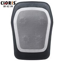 凯伦诗(CLORIS)按摩垫靠垫 全身多功能腰部按摩器 捶打按摩垫腰背 七夕情人节礼物 E530