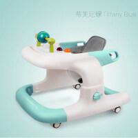 婴儿学步车多功能防侧翻手推车男宝宝女孩8-18个月可坐