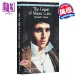 【中商原版】基督山伯爵英文原版小说英文版The Count of Monte Cristo 大仲马名著小说 英文原版书