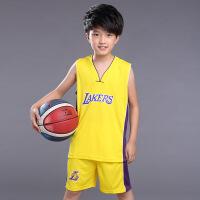 男童运动套装背心10大童男装夏装12-15岁13男孩11儿童夏季篮球服7