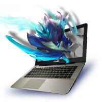 华硕(ASUS) F441UV A441UV7200 14英寸笔记本电脑 (i5-7200U/4G内存/500G硬盘/920MX 2G独显 正版win0)