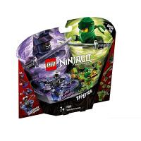 【当当自营】LEGO乐高积木幻影忍者Ninjago系列70664 陀螺对战劳埃德和加满都