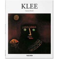 现货 Klee 精装 基础艺术 英文原版 保罗・克利 绘画艺术书籍作品集 进口原版英文图书 TASCHEN 【上海外文书