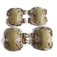 骑行兄弟福音金刚战术护膝特种兵人CS军迷作战护膝护肘户外骑行登山防护装备新品