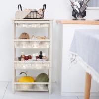 塑料置物架 多层塑料置物架 厨房蔬菜水果收纳架置物架