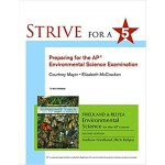 Strive for 5: Preparing for the AP Environmental Science Ex
