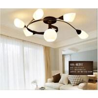 北欧风格简约现代吸顶灯创意个性小户型客厅灯房间餐厅主卧室灯具