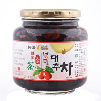 [当当自营] 韩国进口 韩福10.2 蜂蜜大枣茶 1000g