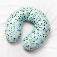 U型枕头卡通孕妇脖子u型枕荞麦壳护颈枕车用午睡颈椎治疗枕便携飞机旅行出差用品