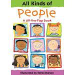 【预订】All Kinds of People