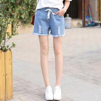 女童短裤外穿薄款夏季新款韩版小学生中大童热裤儿童牛仔短裤