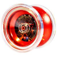 儿童悠悠球爆旋电光精灵焰魄花式比赛溜溜球