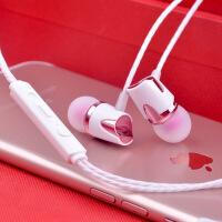 小米专用SE入耳式note3手机耳机mix2S华为p20重低音6x耳塞