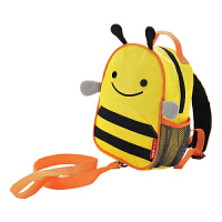 【牵引包】美国直邮 Skip Hop 婴幼儿童迷你背包卡通图案双肩包 幼儿园书包 (附防走失带) 1-4岁 海外购