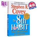 【中商原版】英文原版 The 8th Habit: From Effectiveness to Greatness 第