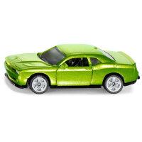 儿童仿真合金玩具车模型轿车摆件道奇SRT 1408