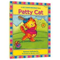 自然拼读一起学:小猫帕蒂(短元音a)Let's Read Together: Patty Cat