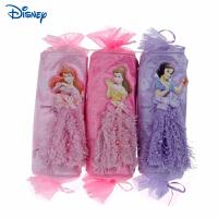 儿童节特价 迪士尼/Disney P6618-2 笔袋 颜色图案随机 公主女小学生文具盒大容量铅笔袋零钱收纳包文具礼物