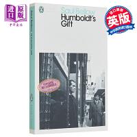 【中商原版】[英文原版]Humboldt's Gift [Paperback]亨伯特的礼物
