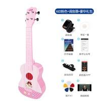 克里里初学者儿童迷你小吉他玩具可弹奏乐器1-3岁男孩女孩