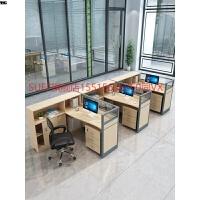 办公家具组合屏风办公桌椅多人位员工位财务办公室职员隔断工位桌