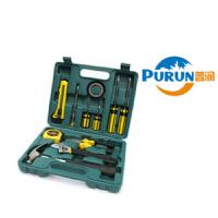 12件工具套装 家用五金 手动工具箱组合套装 组套工具箱