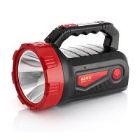 手电筒强光可充电式亮多功能家用应急照明户外特种兵远射手提灯新品