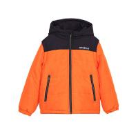 【2件3折到手�r:149】小�i班�{童�b男童��帽外套中大童冬季�和�棉服上衣背心袖子可拆