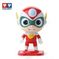 奥迪双钻 开心宝贝玩具 开心超人公仔 开心超人发声公仔玩具511101