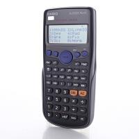 包邮科学函数 卡西欧FX-350ES 计算器一建造师注会计工程财务造价科学生考试