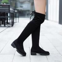 女童靴子过膝长筒儿童高筒靴春秋韩版公主单靴女童鞋长靴