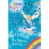 Rainbow Magic: The Weather Fairies 8: Crystal The Snow Fairy彩虹仙子#8白色仙子ISBN9781843626336