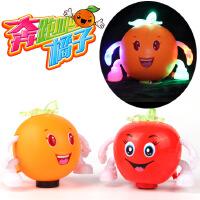 婴幼儿益智早教玩具电动苹果橘子故事机发光音乐