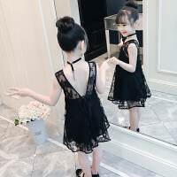 女童夏装连衣裙儿童夏季潮裙子女孩公主裙